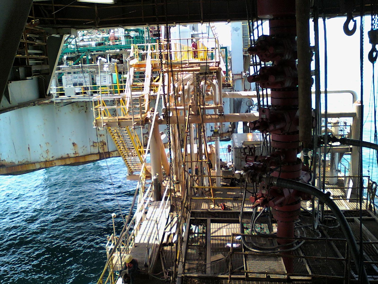 Offshore Platform Extension
